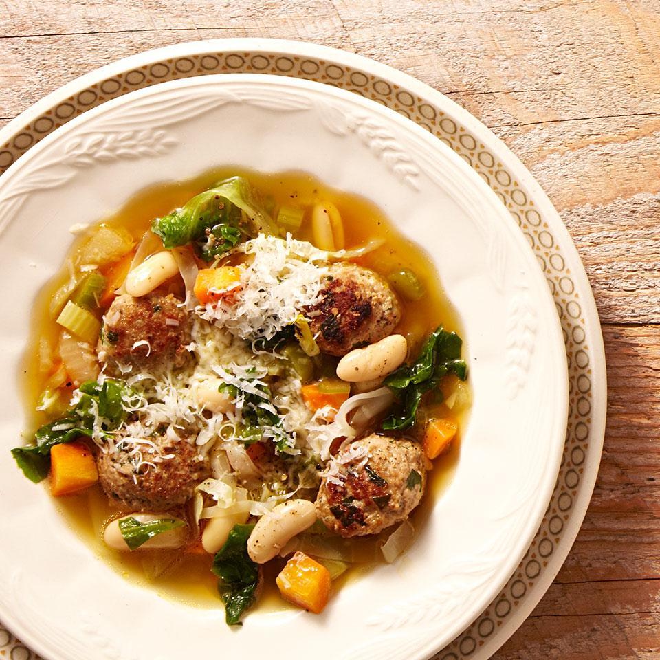 Italian Wedding Soup Joyce Hendley