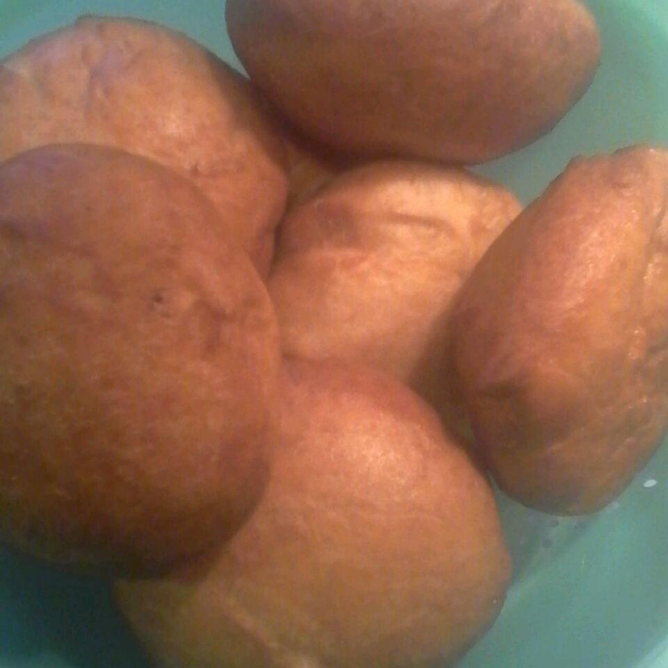 South African Traditional Vetkoek (Fried Bread) Kari Roberts