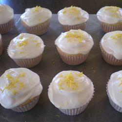 Lemon PHILLY Cupcakes