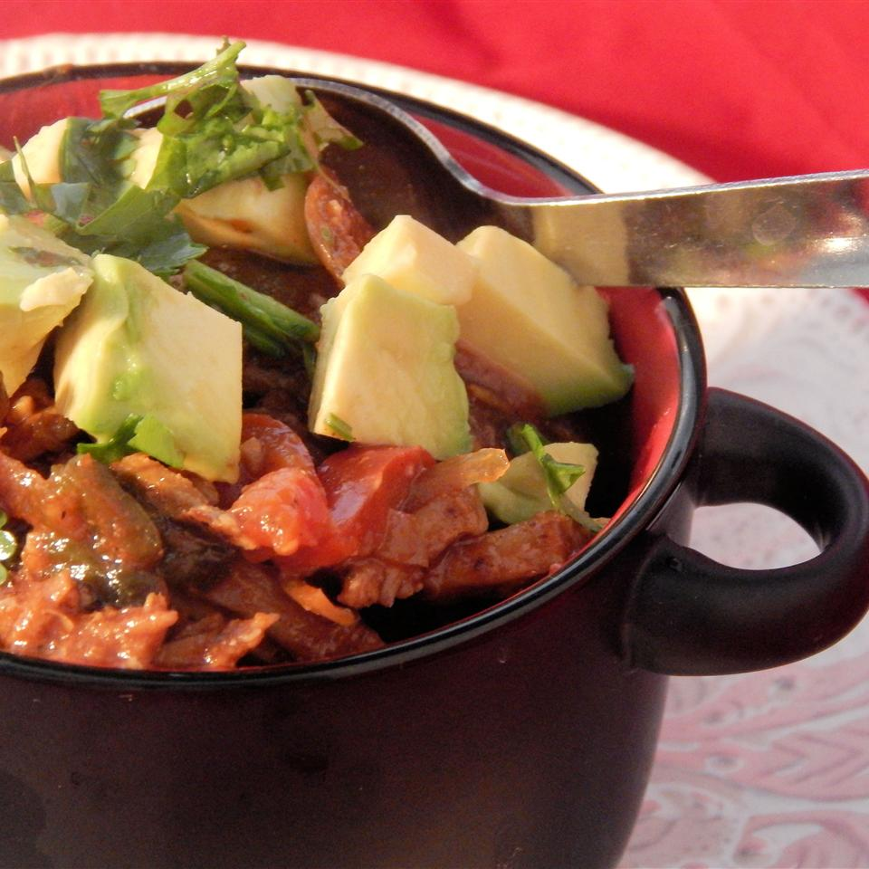 Paleo Mexican Pulled Pork