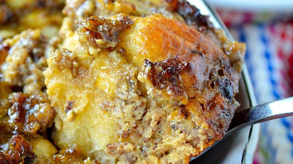 Easy Breakfast Bake from Musselman's®