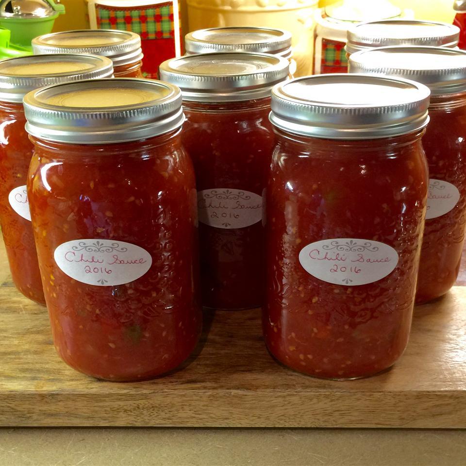 Fresh Tomato Chili Sauce