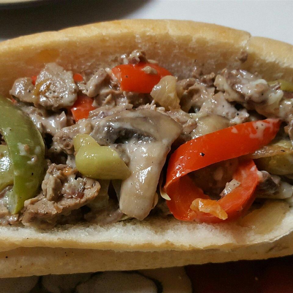 Easy Steak Sandwich