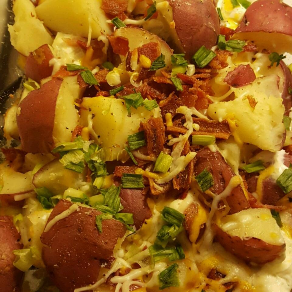 Twice Baked Potato Casserole Tish Mello