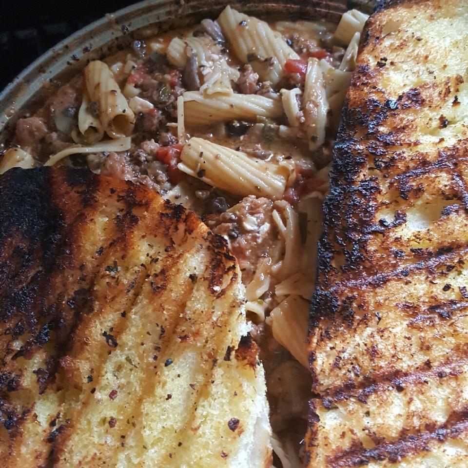 Chef John's Chicken Riggies