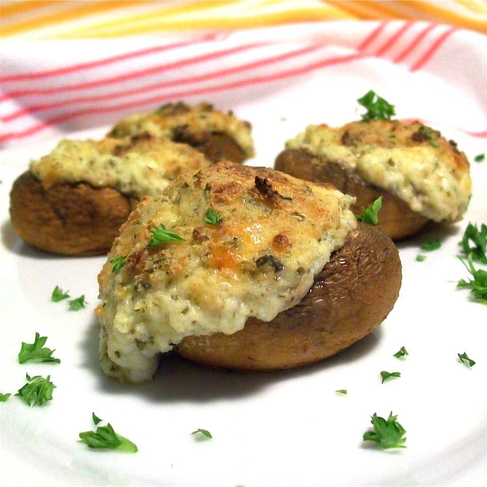 Stuffed Mushrooms III