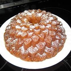 Lemon Coconut Apricot Cake Georgette