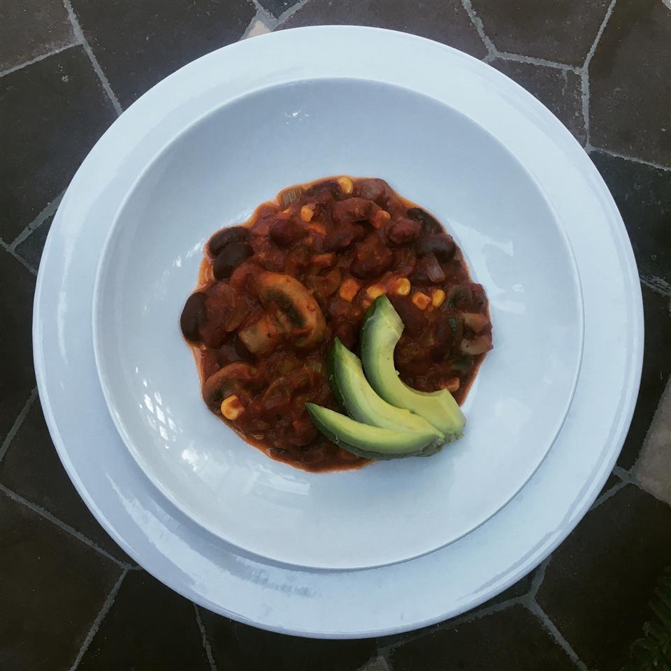 Vegan Taco Chili