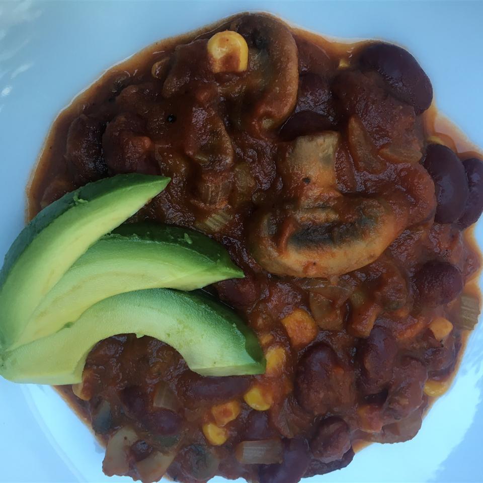 Vegan Taco Chili Lisa Mari Stockdale