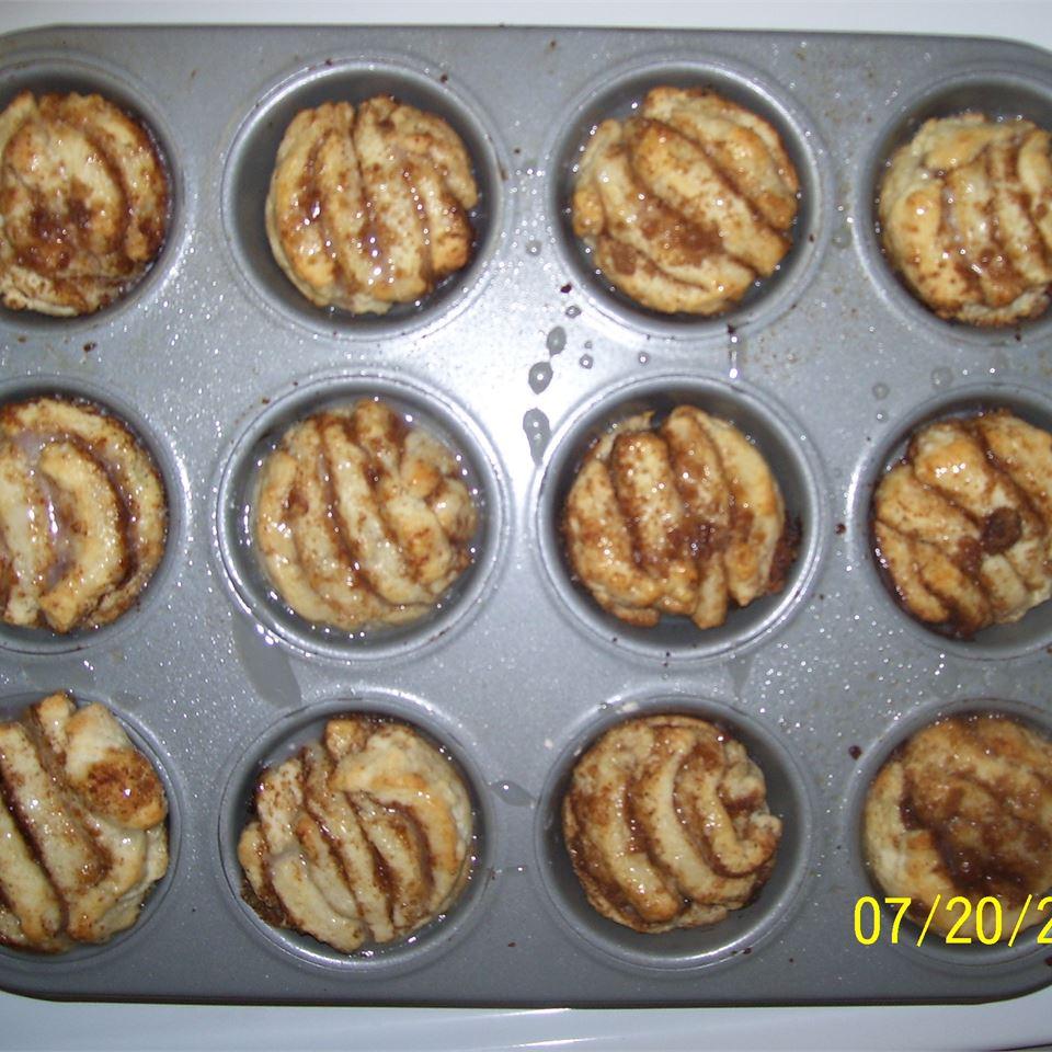 Upside Down Cookies Pearl Lambert