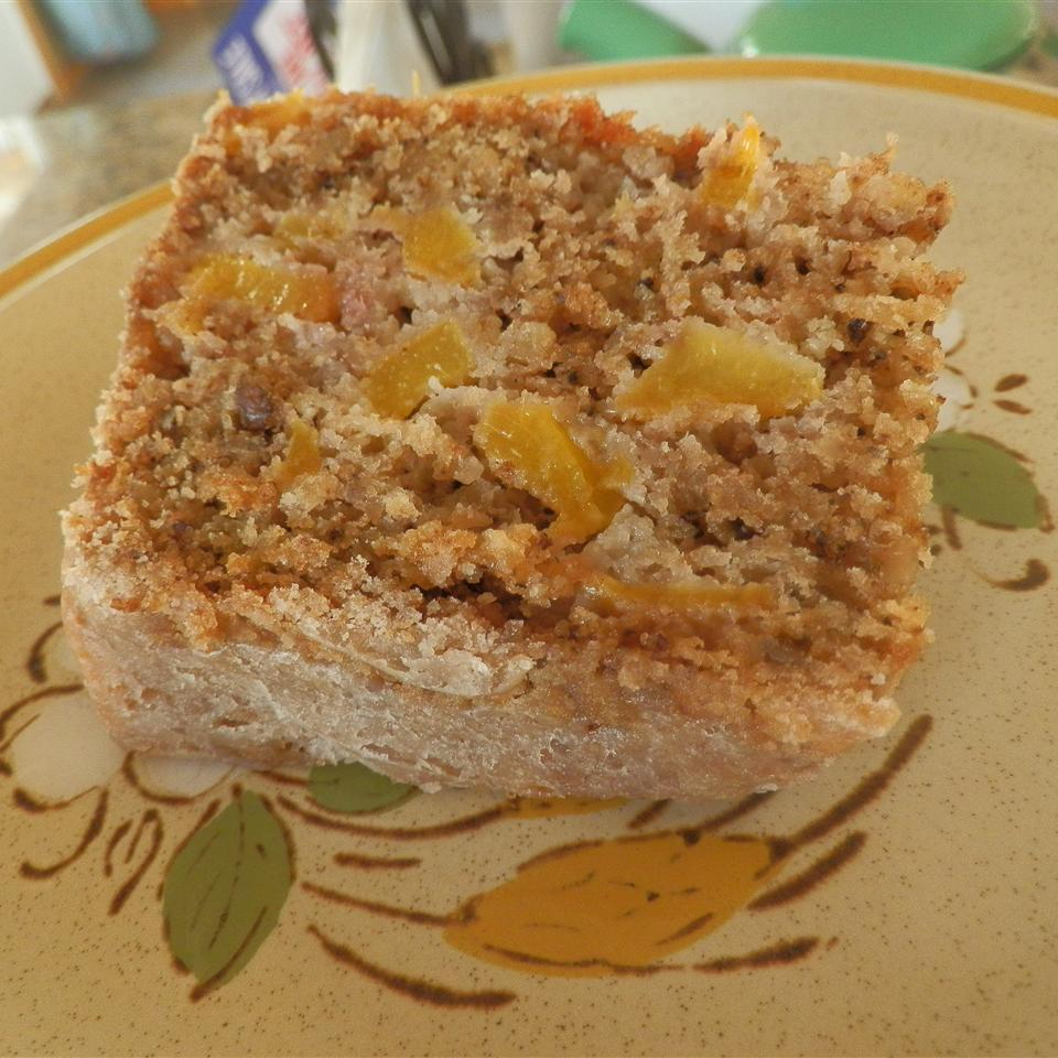 Peach Cake II catlady