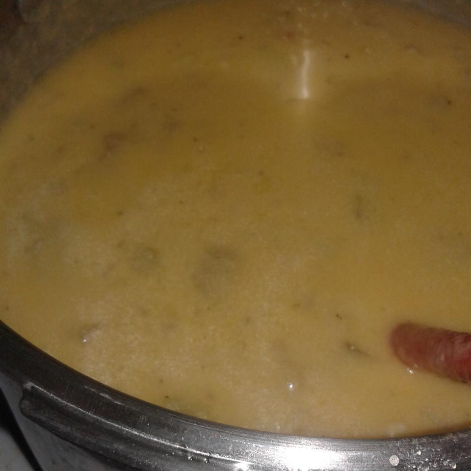 Cheesy Potato Soup II Debora Adae