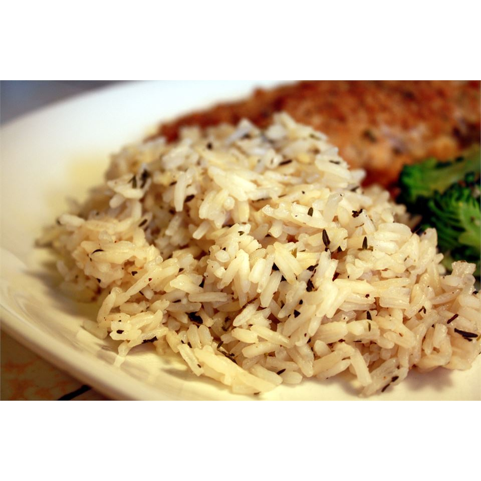 Rice with Herbes de Provence TTV78