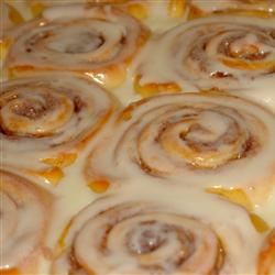 Soft, Moist and Gooey Cinnamon Buns theycallmeoldfashioned