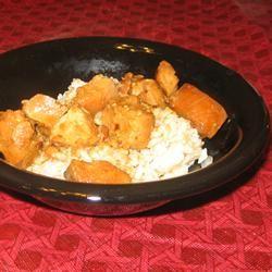 Easy Spicy Thai Slow Cooker Chicken JARRIE