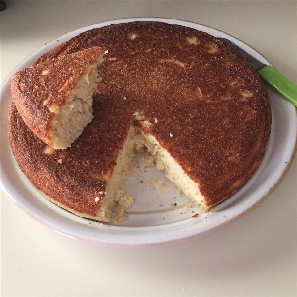 Southern Corn Pone Bread Stacy Stark
