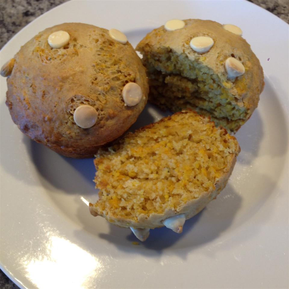 Orange Chocolate Muffins Mary