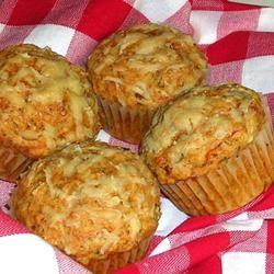 Savory Zucchini Muffins DIZ♥