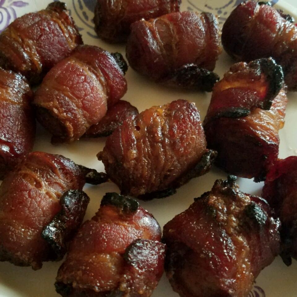 Bacon Wrapped Bratwurst