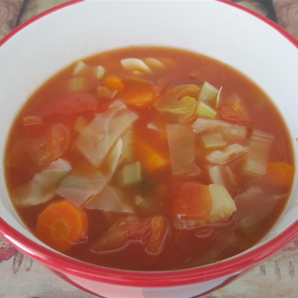 Vegetable Soup I Y YL