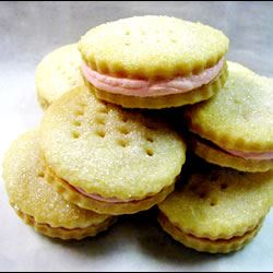 Cream Wafers SUGARPLUMSCOOKIES