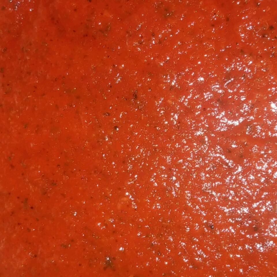 Inger's Spaghetti Sauce