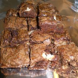 White Russian Brownies daidai