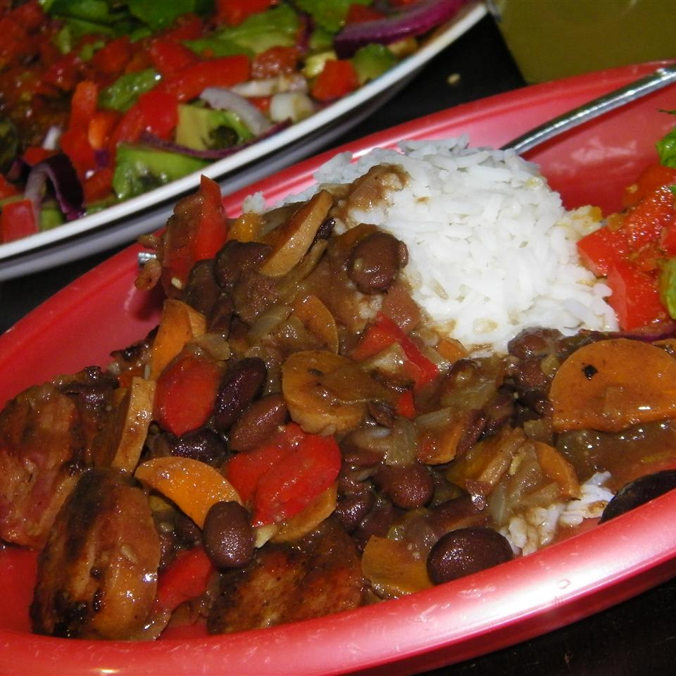 Pacific Cuban Black Beans and Rice Seattle2Sydney