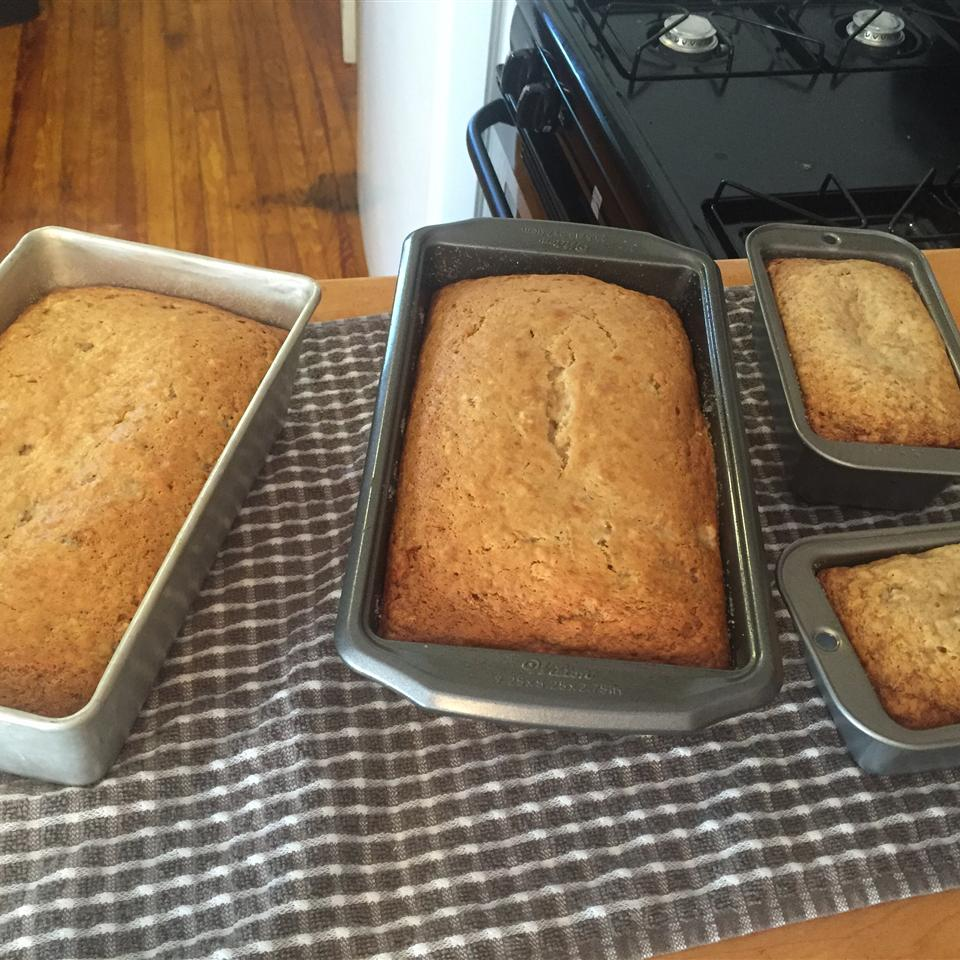 Banana Sour Cream Bread susan