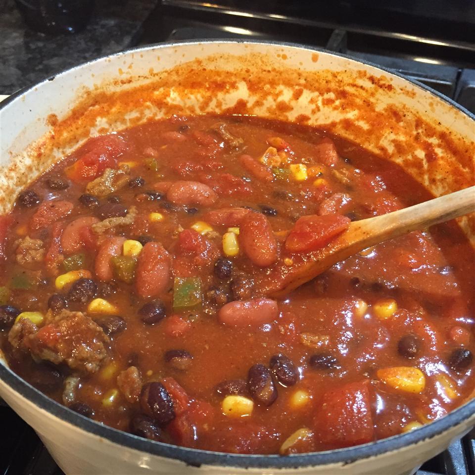 Sarah's Chili Seasoning Mix Meredith