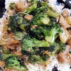 Chicken Broccoli Ca - Unieng's Style pamelaz