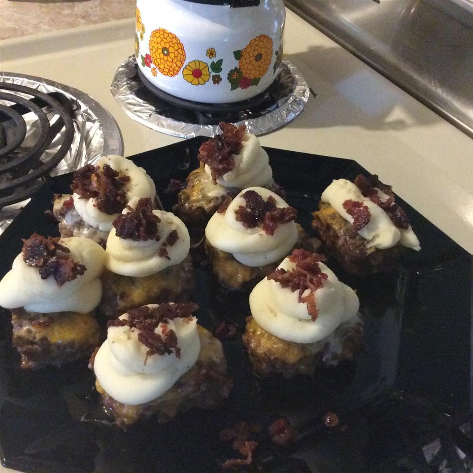 Meatloaf Cupcakes Kimberlie Trigg