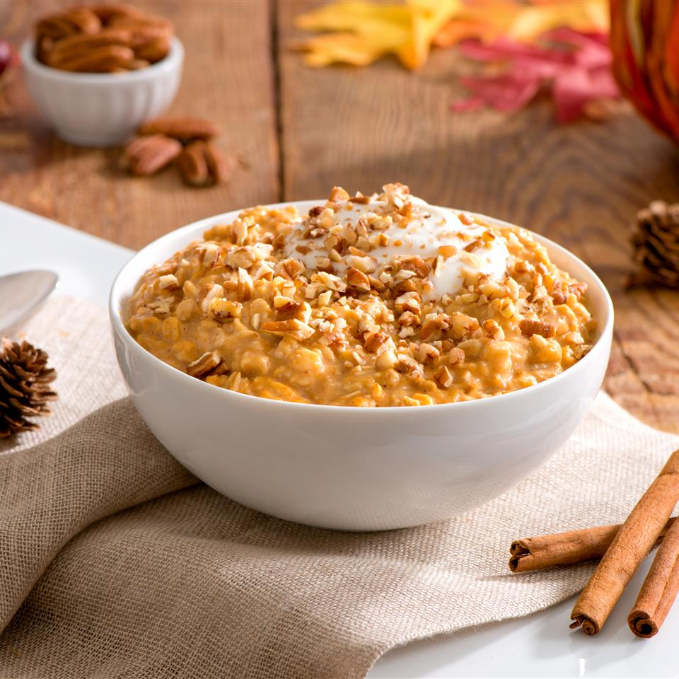 Quaker® Pumpkin Pie Oatmeal
