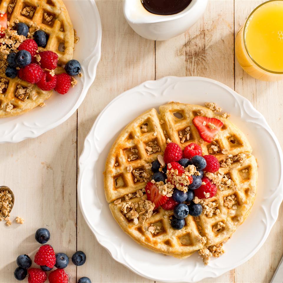 Quaker® Oatmeal Toaster Waffles