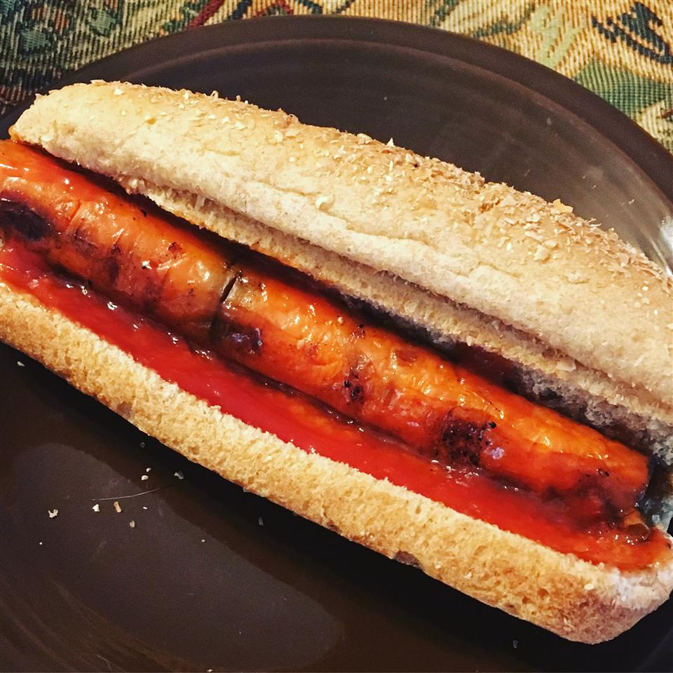 Carrot Hot Dogs Kelsey Gallogly