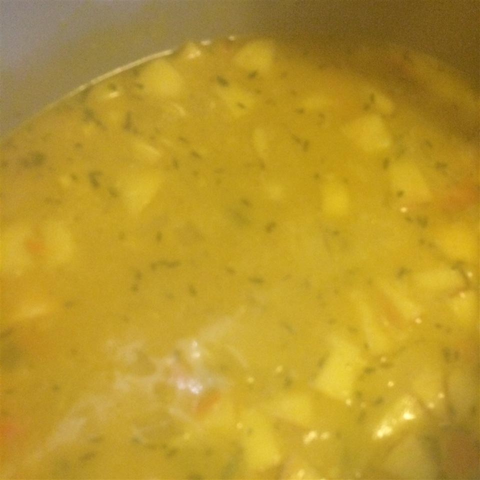 Mulligatawny Soup I aly