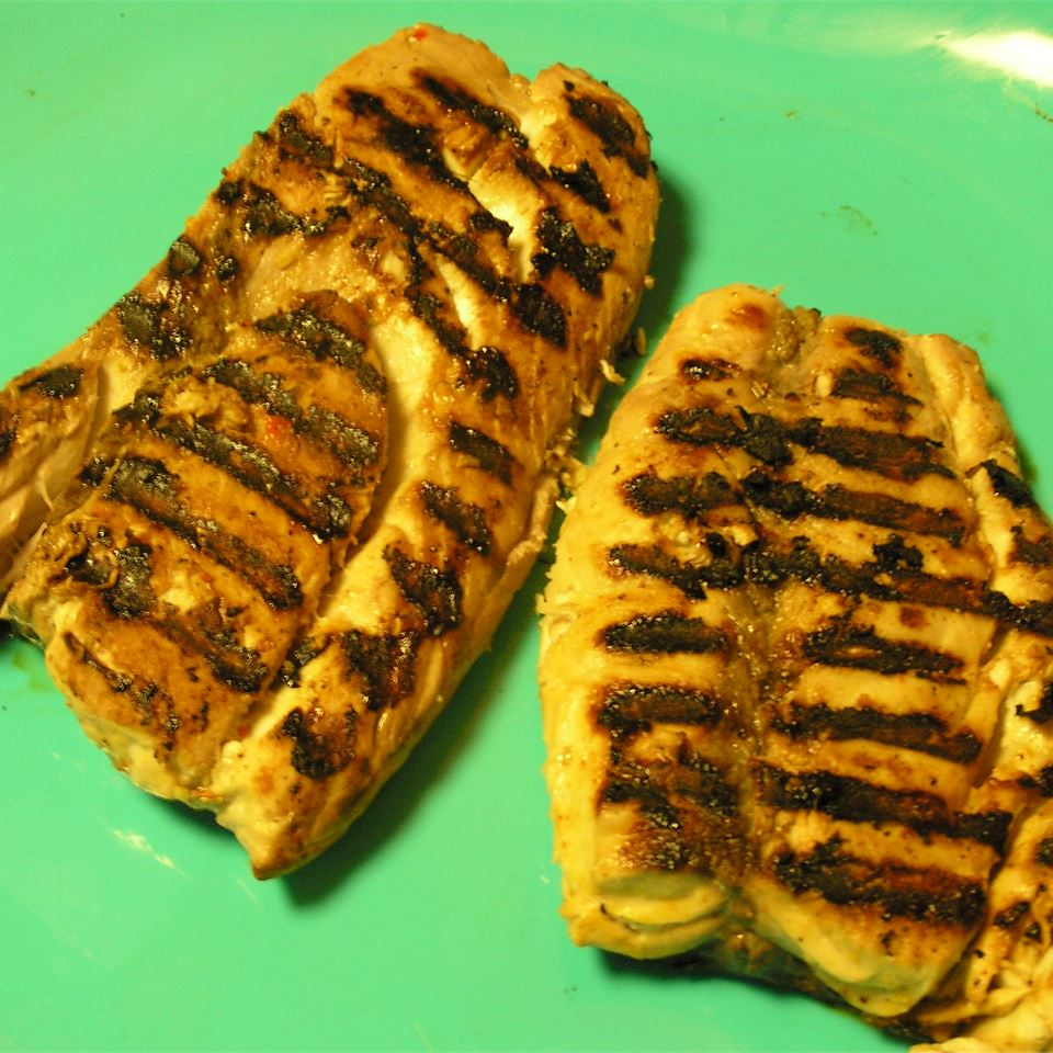 Super Summer Grilled Bluefish MILLERNB
