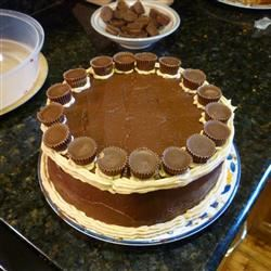 Peanut Butter Chocolate Layer Cake Miss Alison
