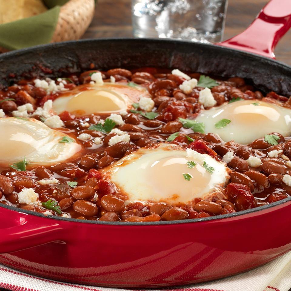 BUSH'S® Sriracha Breakfast Eggs