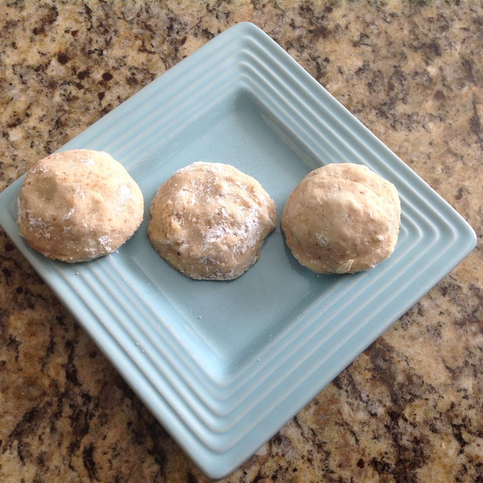 Italian Wedding Cookies III