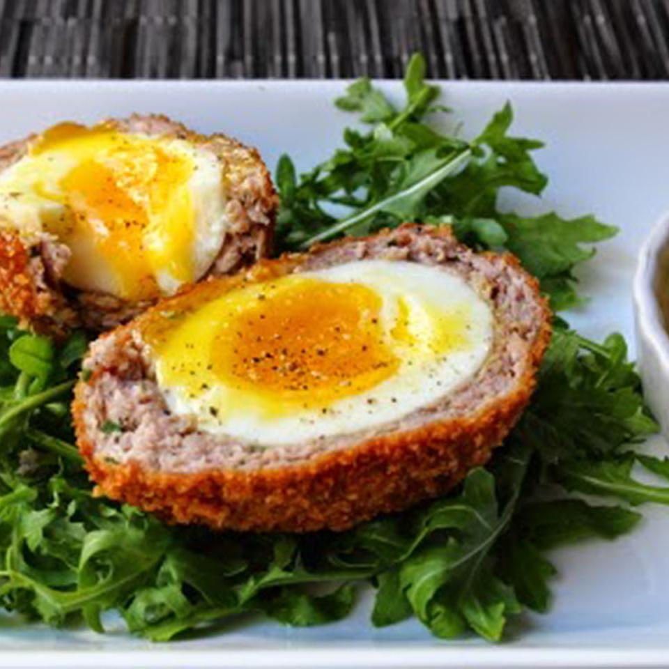 Chef John's Scotch Eggs