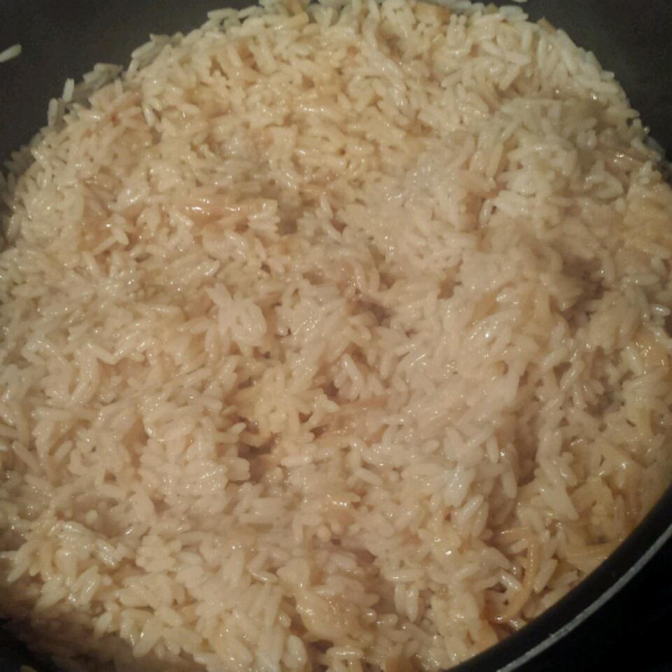 Armenian Rice Pilaf Kelly Gerald Gaudreau