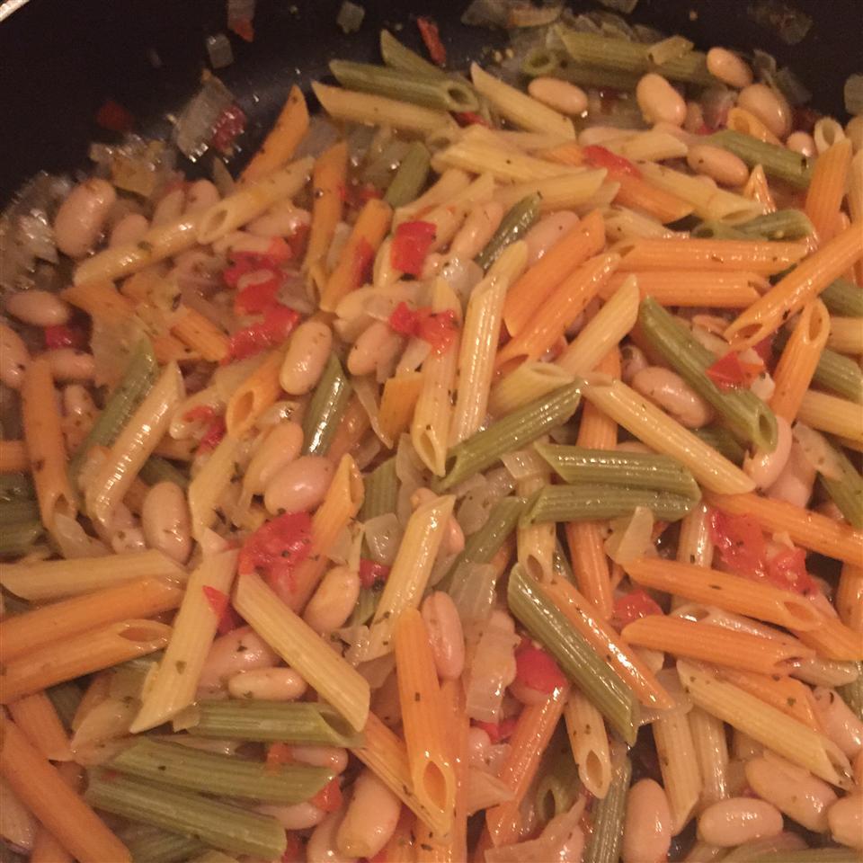Pasta and Beans Jill Mordovanec