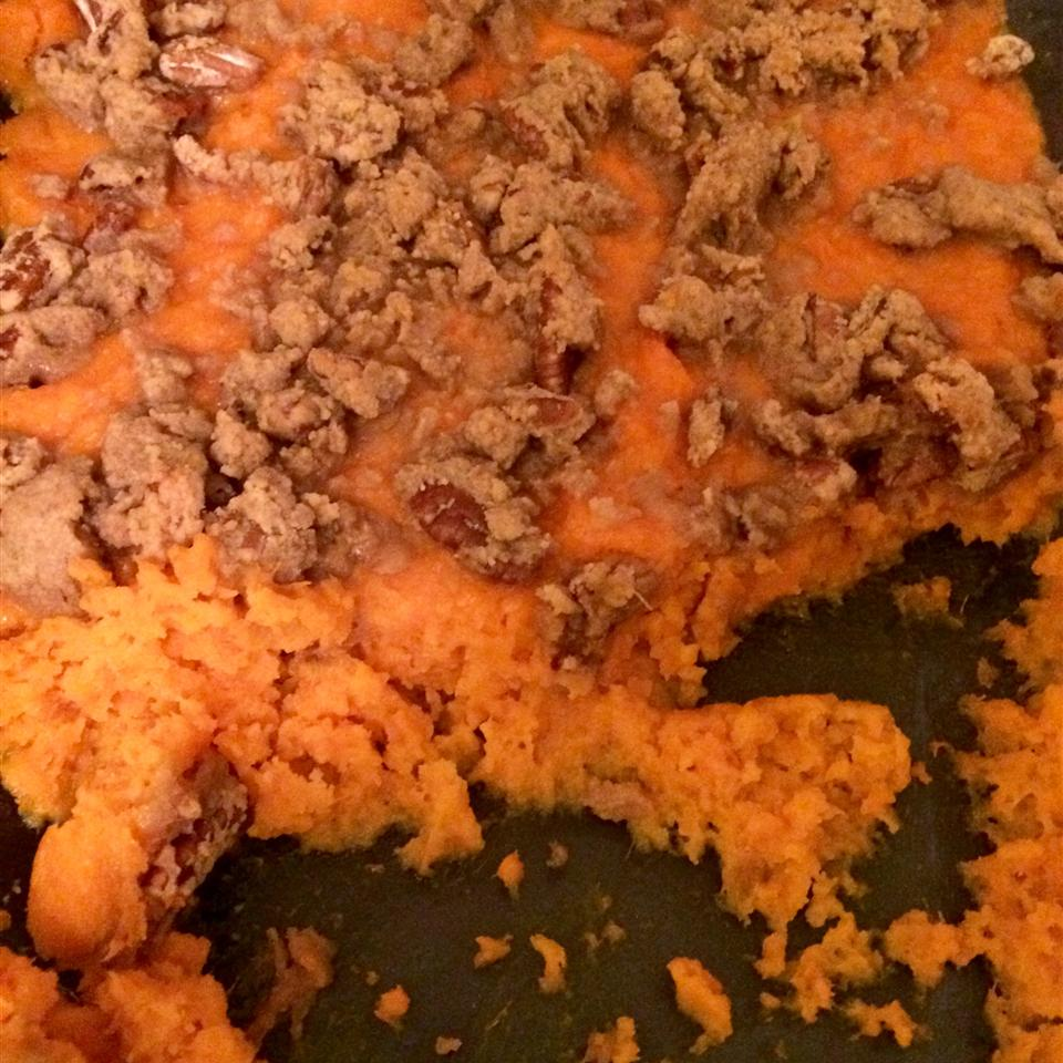 Yummy Sweet Potato Casserole Linda L Bratcher