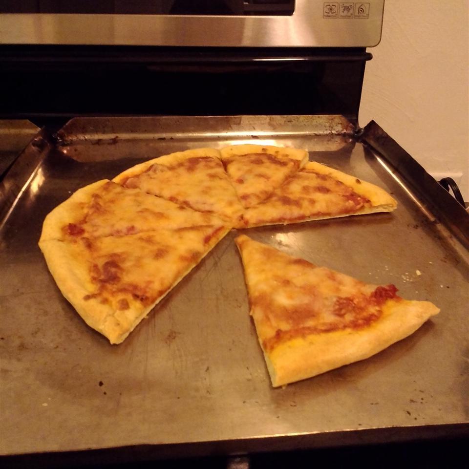Pizza Crust II Susan