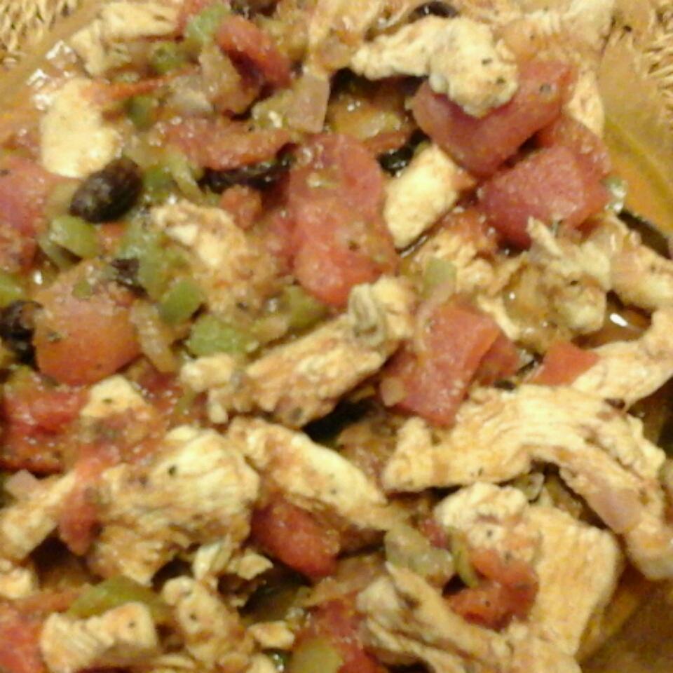 Cuban Chicken