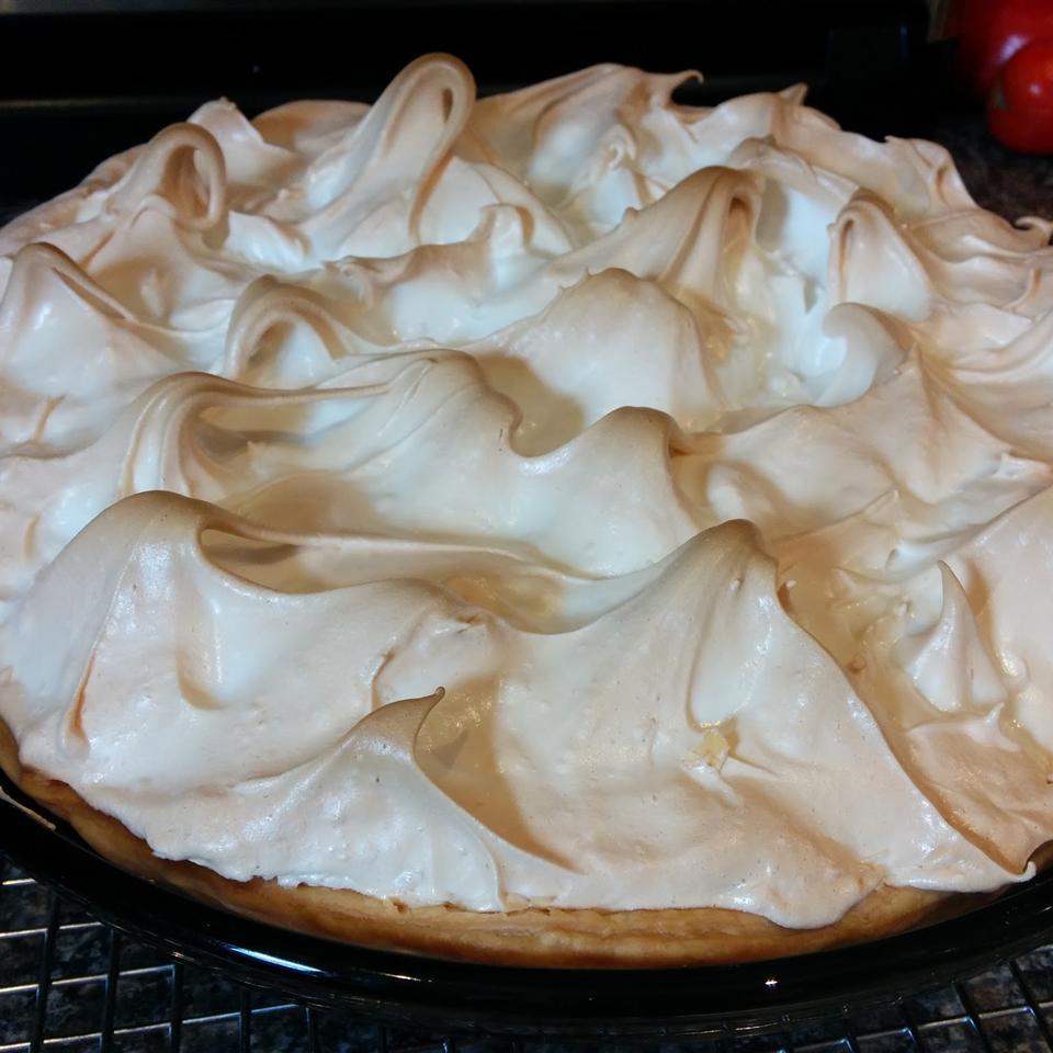My Mom's Lemon Meringue Pie MamaCC