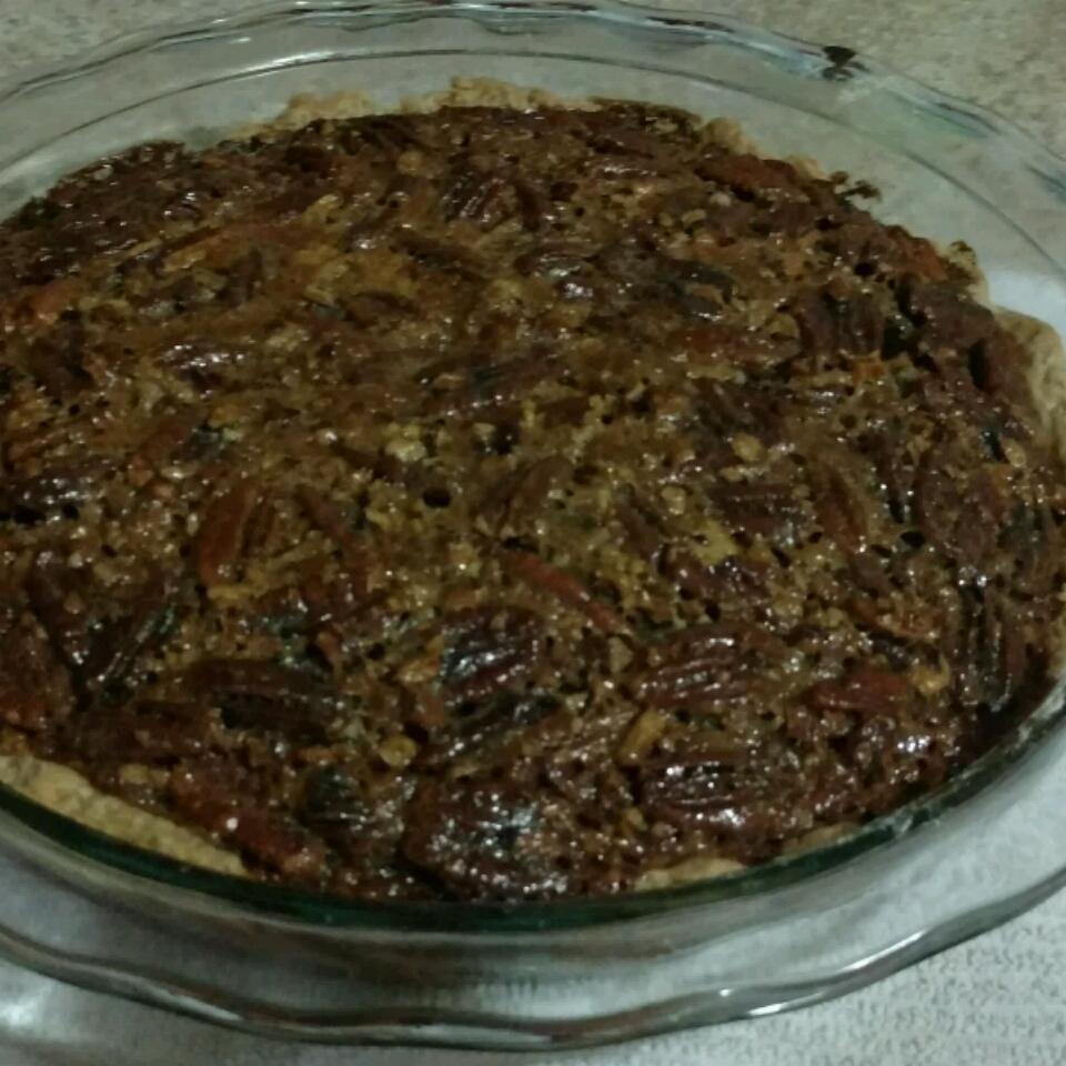 Chocolate Pecan Pie II