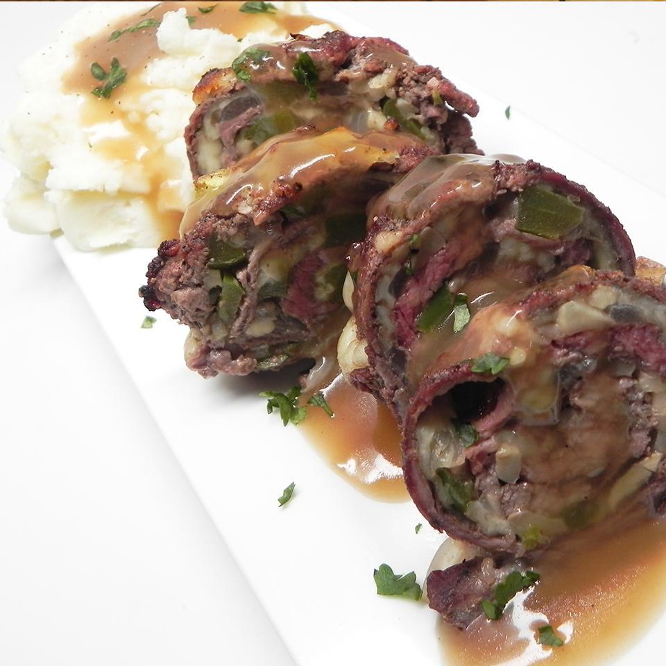 Cheesesteak Roll-Ups