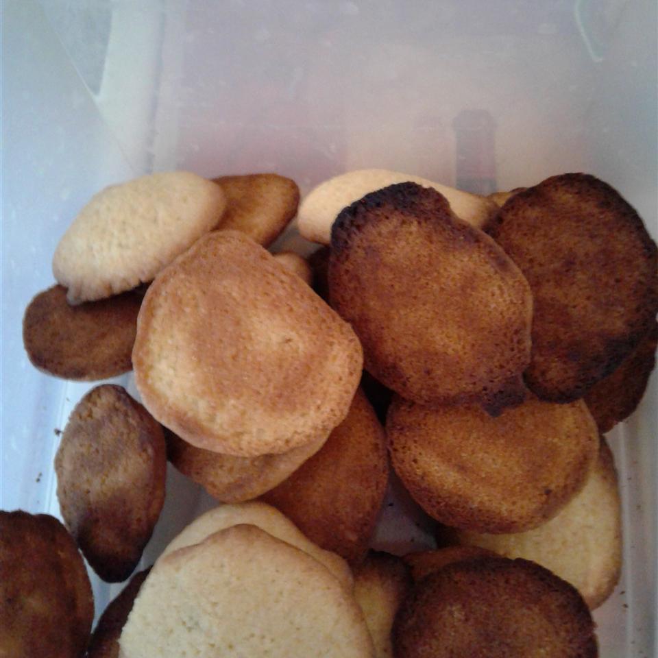Muz's Drop Sugar Cookies Michelle Oakley Warner